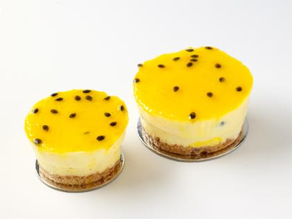 TC 3.5 Cheese Cake Passionfruit Mousse