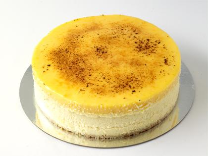 "TC 9""  Medium Cheese Cake Lemon Burst"