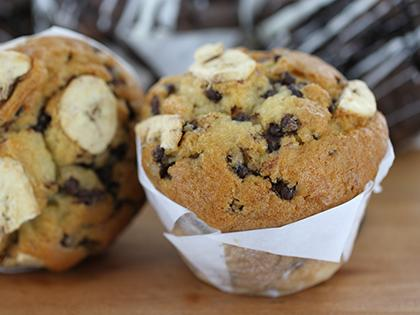 TC TEXAN Muffins Banana Walnut