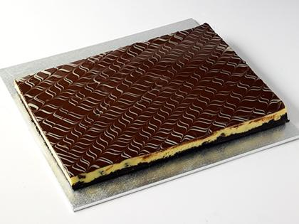 TC SLAB Cheesecake Tim Tam- UNCUT Available in 15,21,24,27,35,48,60,63,72,90