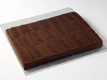 TC SLAB Chocolate Mud Cake- UNCUT