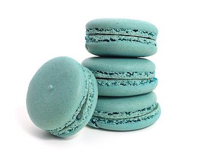 TC Macarons Standard Bubble Gum