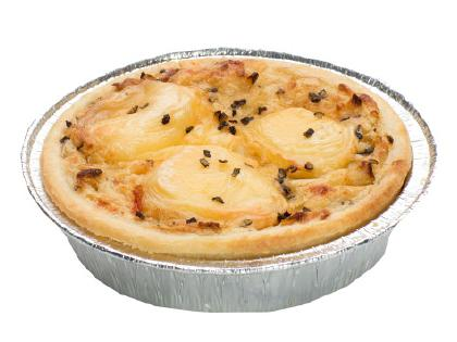 Tart Caramelised Onion & Camembert Savoury Tart