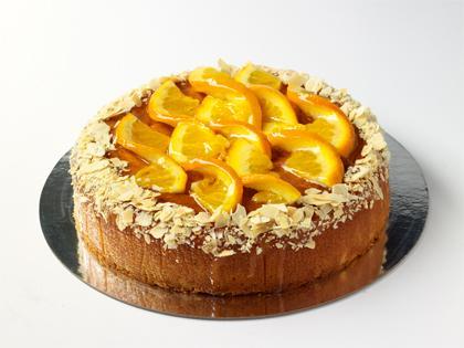Flourless Orange Cake 7