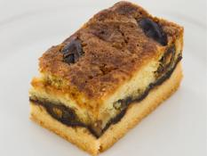 INF Date, Walnut & Caramel Slice