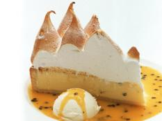 "MQ 10"" Lemon Passionfruit Gateaux"