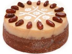 "MQ 10"" Sticky Date Cake"