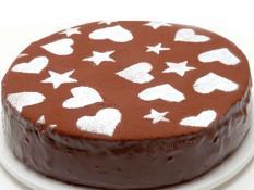 """MQ 12"""" Trio Mousse cake"""