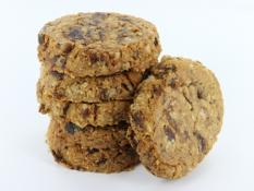 BB Fig & Pecan Cookies - Reduced Fat