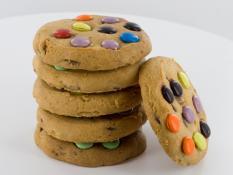BB Dotty Cookies (Smarties)