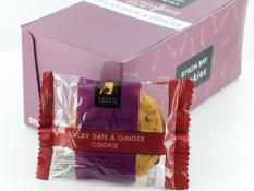 BB GLUTEN FREE Sticky Date & Ginger (Box 12)