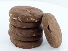 BB Triple Chocolate Fudge Cookies