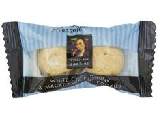 BB 100 x 25g Twin Pack Baby Buttons White Choc Mac