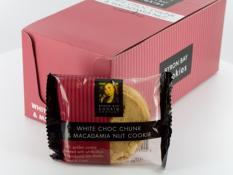 BB White Choc Macadamia Nut (12 Single Wrap Box)