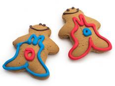 CC Gingerbread Mates 24x36g