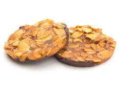 CC MEDIUM Toffee Almond Crisp  - Flourless 30X35G