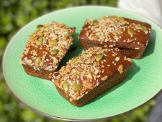 SBN Vegan Nutty Seed Bar
