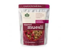 BF 1.5KG Toasted Cranberry Macadamia Muesli No GST