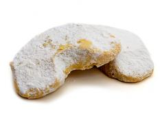 CC MEDIUM Almond Crescents 20x35g