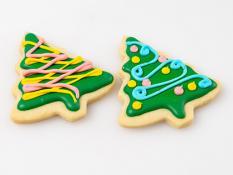CC Medium Flooded Christmas Trees - Two Designs