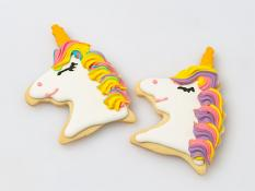 CC Large Kids Unicorns Iced 24x42g
