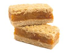 FG Slice Apricot Crumble