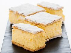 FL 1/2 Vanilla Slice (12 Pieces per box)
