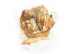 FG LARGE Muffins Orange & Poppyseed