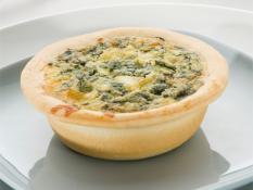 IVP 50g x 60 Party Quiche Spinach & Cheese