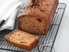 MK Pear & Raspberry Banana Bread