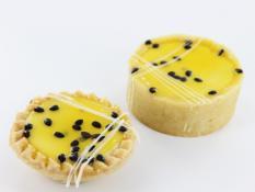 MQ INDV 2.5 Passionfruit Tart