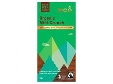 Chocolate - Organic Mint FTO - Pico - 12x80g
