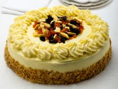"RB 12"" Flourless Carrot Cake"