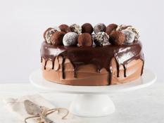 """SBN 9"""" Baci Bella Cake Gluten Free"""