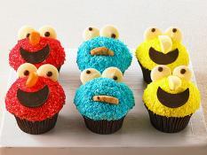 SBN Cupcakes Fuzzie Buddies (6PK)