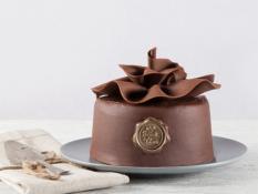 "SBN 5"" Chocolate Addiction Baby Cake (Gluten Free)"