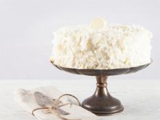 "SBN 7"" Coconut Dream Cake"