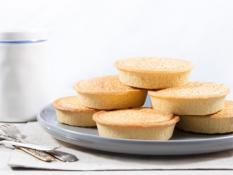 SBN 3.5 Custard Tart (6PK) (Gluten Free)