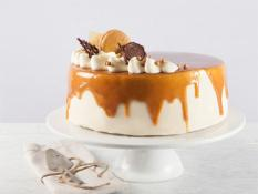 "SBN 9"" Deliciously Honeycombe Caramel Cake"