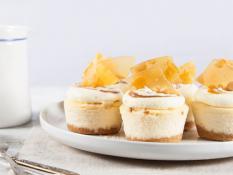 SBN Petite Cheesecake Caramel & Macadamia 2.5 (Gluten Free)(6PK)