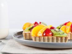 SBN 3.5 Fresh Fruit Tart 3.5 (6 PACK) (Gluten Free)