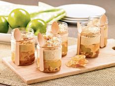 SBN 3.5 Jarcake- Caramel & Apple Pie