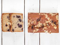 SBN Lemon & Blueberry Bread