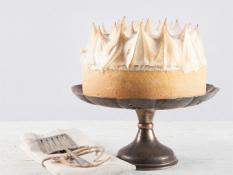 "SBN 7"" Lemon Meringue Gluten Free"
