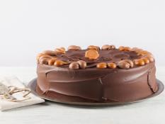 """SBN 12"""" Mars Attacks Cake"""