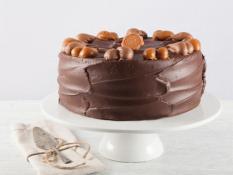 """SBN 9"""" Mars Attacks Cake"""