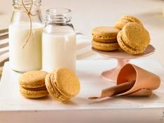 SBN Salted Caramel Macarons (Gluten Free)