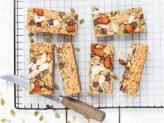 SBN Nourish- Morning Glory Muesli Bar