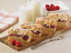 SBN Raspberry Apple Oat Slice  (6PK)