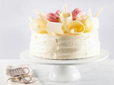 "SBN 9"" Raspberry & White Chocolate Decadence"